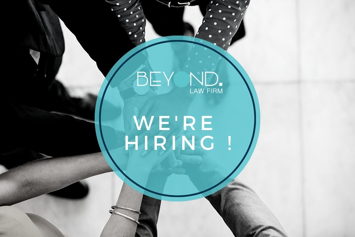We're hiring a Junior Associate – Corporate Law and M&A (2 to 4 years' experience) - Beyond Law Firm